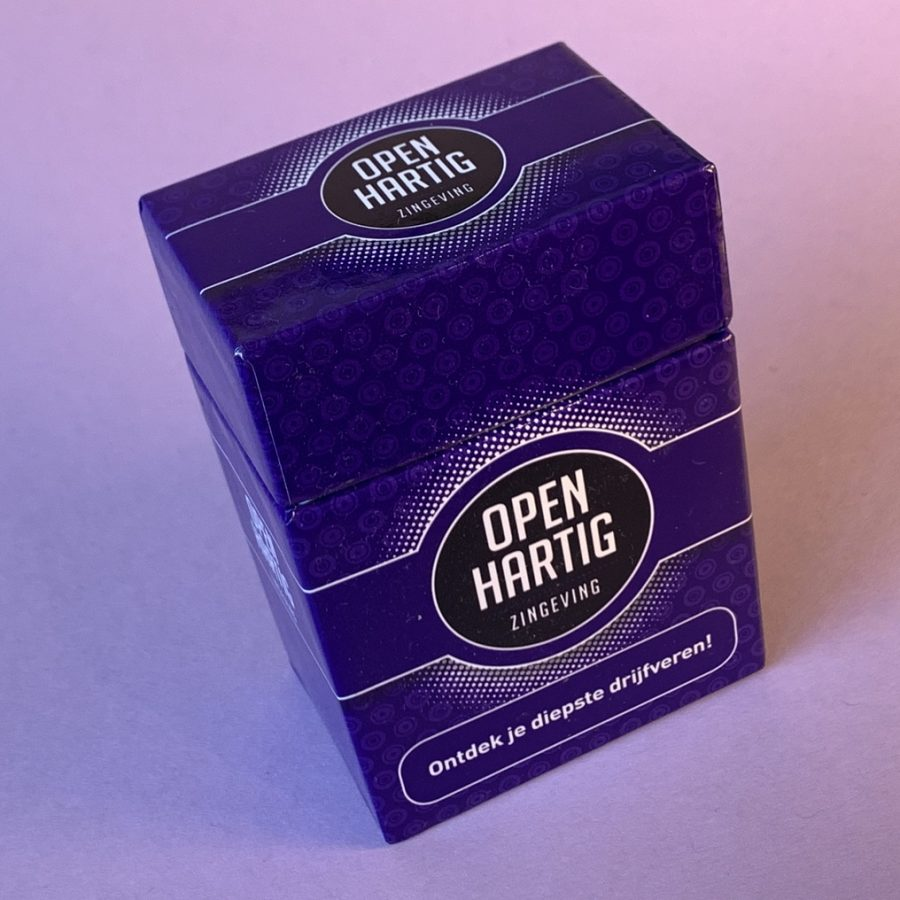 Openhartig - zingeving