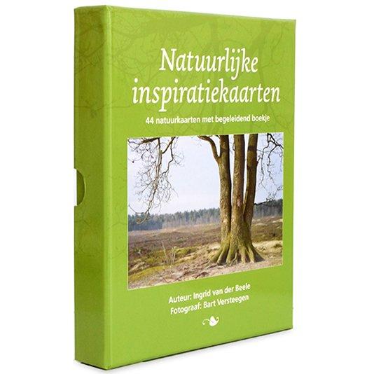 natuurlijke inspiratiekaarten
