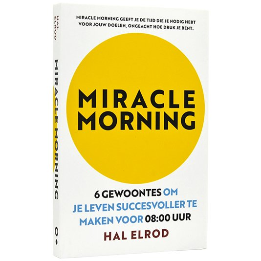 miracle morning boek
